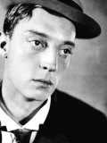Buster Keaton, 1920s Poster