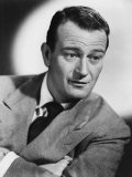 John Wayne, 1907-1979, American Actor, c.1950 Prints