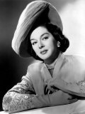 Portrait of Rosalind Russell, Early 1940's Poster