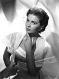 Portrait of Jean Simmons Photo