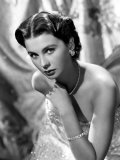 Portrait of Jean Simmons Plakater