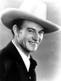 John Wayne, Early 1930s Photo