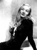 Portrait of Veronica Lake Prints