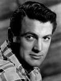 Rock Hudson, Late 1950s-Early 1960s Kunstdrucke