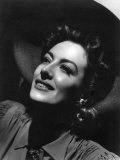 Joan Crawford, 1940s Poster