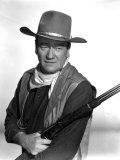 El Dorado, John Wayne, 1966 Photographie