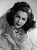 Maria Montez, 1943 Photo
