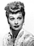 Portrait of Lucille Ball Prints