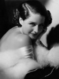 Norma Shearer, c.1934 Photo