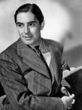 Tyrone Power, c.1938 Plakat