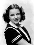 Portrait of Judy Garland Poster