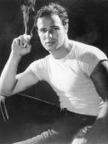 Marlon Brando, Portrait from a Streetcar Named Desire, 1951 Pster
