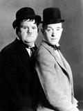 Oliver Hardy, Stan Laurel Photo