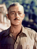 Bridge on the River Kwai, Alec Guinness, 1957 Photo