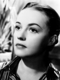 The Bed, Jeanne Moreau, 1954 Photo
