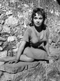 Frisky, Gina Lollobrigida, 1954 Photo