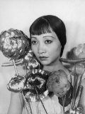 Anna May Wong, 1905-1961, Chinese-American Actress and International Star, 1935 Photo by Carl Van Vechten