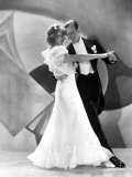 Flying Down to Rio, Ginger Rogers, Fred Astaire, 1933 Lminas