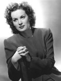 This Land Is Mine, Maureen O'Hara, 1943 Print