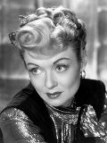 The Unsuspected, Constance Bennett, 1947 Print
