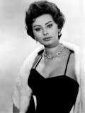 The Key, Sophia Loren, 1958 Photo
