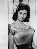 The Pride and the Passion, Sophia Loren, 1957 Print