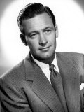 Born Yesterday, William Holden, 1950 Print