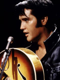 Elvis Presley Comeback Special, 1968 Photographie