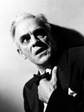 The Man They Could Not Hang, Boris Karloff, 1939 Print