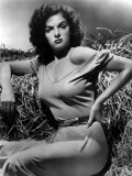 The Outlaw, Jane Russell, 1943 Print
