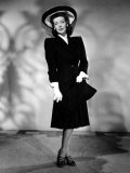 And Now Tomorrow, Loretta Young, 1944 Print
