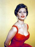 Sophia Loren, Late 1950s Kunstdrucke