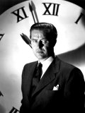 The Big Clock, Ray Milland, 1948 Print