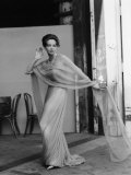 The Man Who Understood Women, Leslie Caron, in Costume by Charles Le Maire, 1959 Print