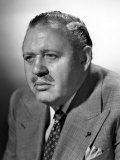 Big Clock, Charles Laughton, 1948 Photo
