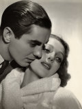 Love Is News, Tyrone Power, Loretta Young, 1937 Photo