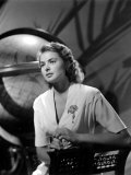 Casablanca, Ingrid Bergman, 1942 Print