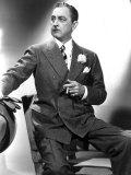 The Great Profile, John Barrymore, 1940 Print