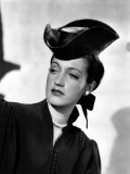 Masquerade in Mexico, Dorothy Lamour, in a Hat by Edith Head, 1945 Print