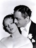 Great Ziegfeld, Myrna Loy, William Powell, 1936 Plakater
