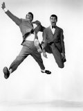 Jumping Jacks, Dean Martin, Jerry Lewis, 1952, Jumping Prints