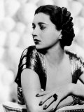 First Lady, Kay Francis, 1937 Photo
