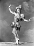 The Countess of Monte Cristo, Sonja Henie, 1948 Photo