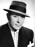 Rocky Jordan, George Raft, 1951-1953 Print
