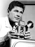 Man with a Camera, Charles Bronson, 1958-1960 Prints