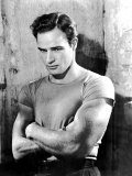 A Streetcar Named Desire, Marlon Brando, 1951, Arms Folded Prints