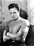 A Streetcar Named Desire, Marlon Brando, 1951, Arms Folded Print