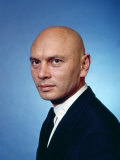 Yul Brynner, 1950s Photo