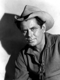 The Man from the Alamo, Glenn Ford, 1953 Photo