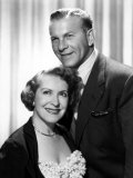 The George Burns and Gracie Allen Show, Gracie Allen, George Burns, 1950-1958 Photo